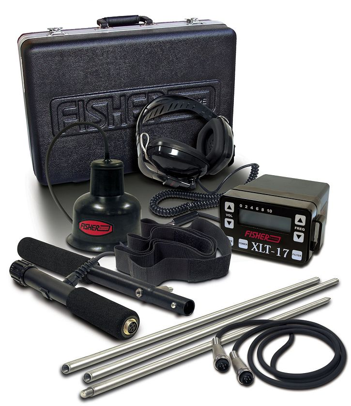 Fisher XLT-17 Leak Detector