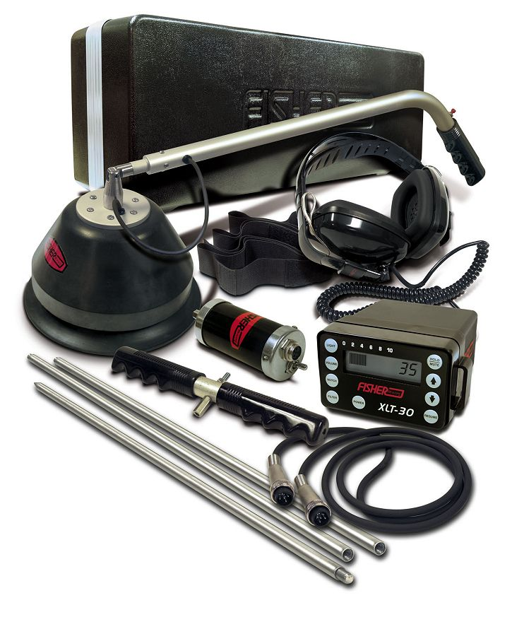 Fisher XLT-30 Leak Detector