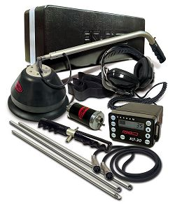 Option A XLT-30 Liquid Leak Detector with Big Foot Microphone